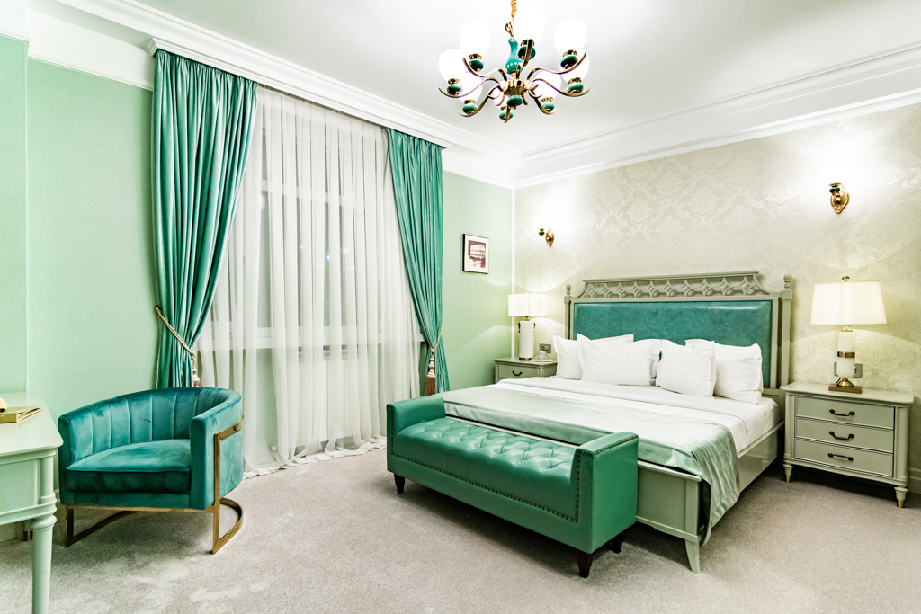 Deluxe King Room -Hotel Lido by Phoenicia