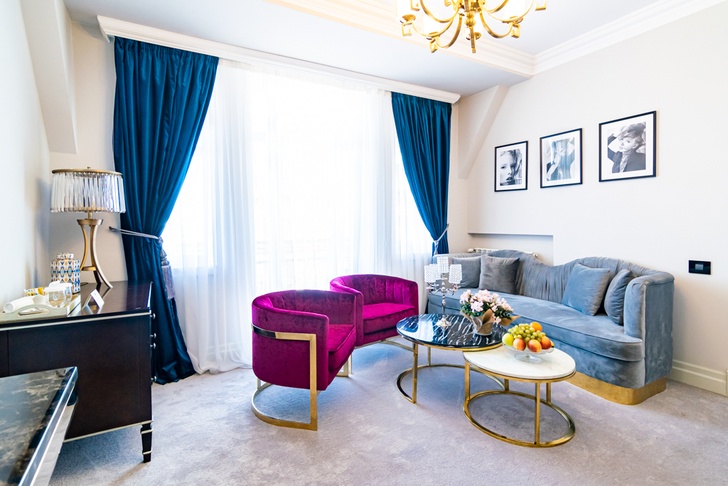 Presidential Suite -Hotel Lido by Phoenicia