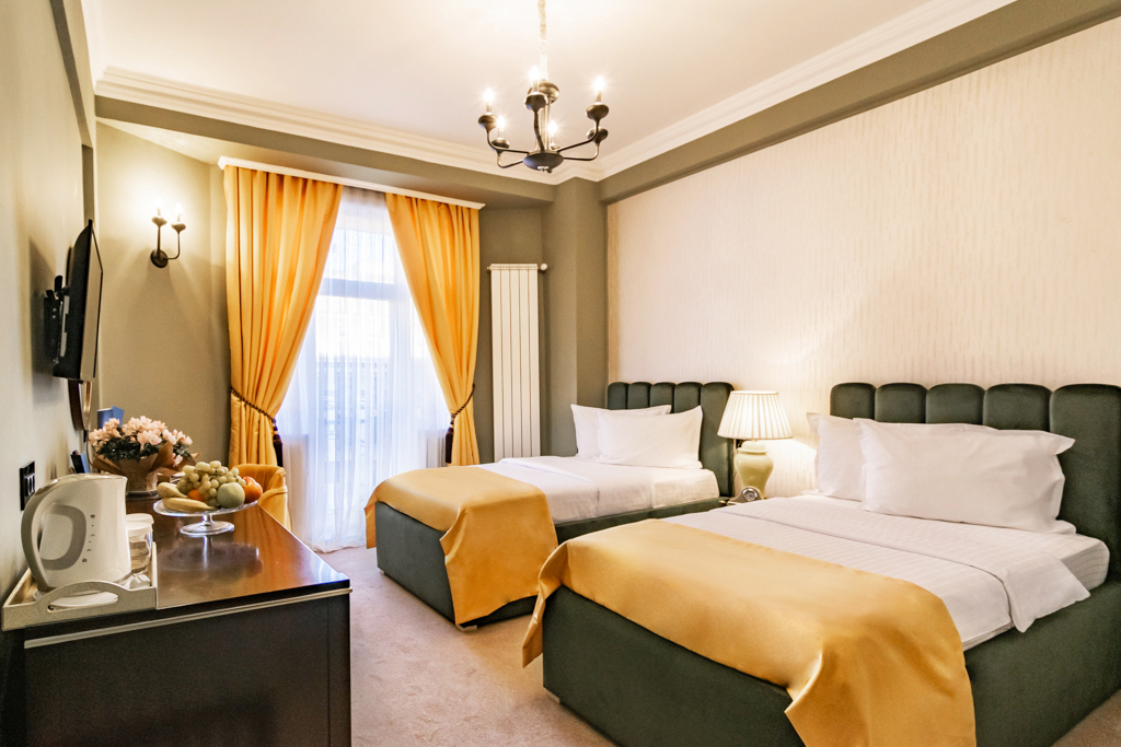 Deluxe Twin Room -Hotel Lido by Phoenicia