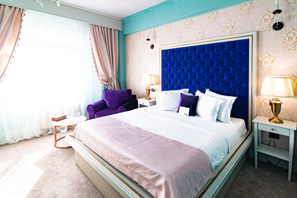 Camera Superioară cu pat matrimonial -Phoenicia Grand Hotel