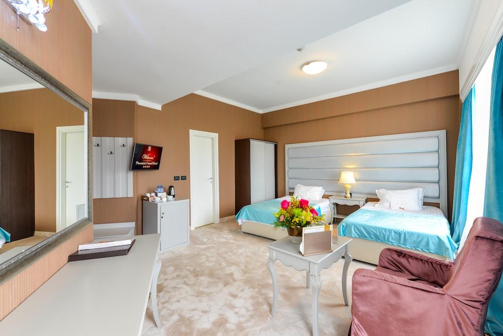 Camera Superioară cu paturi twin -Phoenicia Grand Hotel