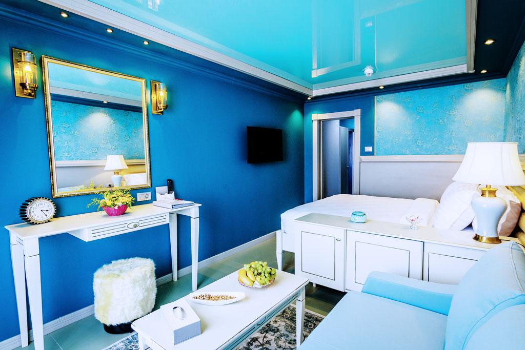 Belvedere - Cameră dublă superioară -Phoenicia Blue View Resort