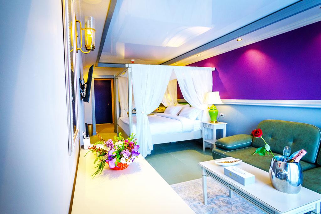 Panoramic - Family Room vedere la mare -Phoenicia Blue View Resort