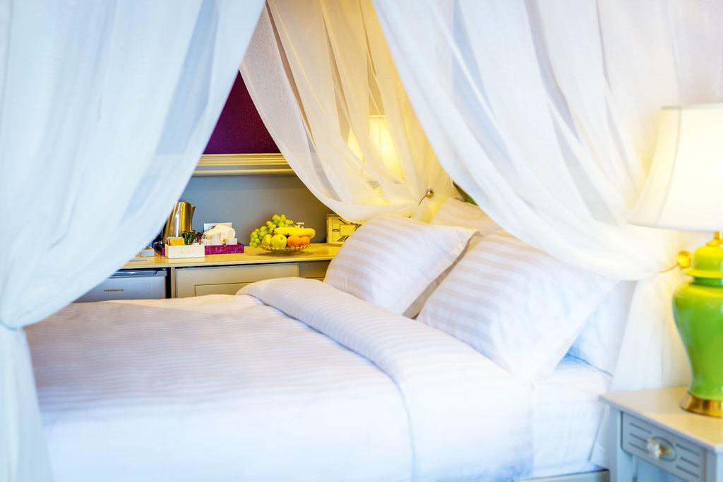 Panoramic - Family Room vedere zonă piscine  -Phoenicia Blue View Resort