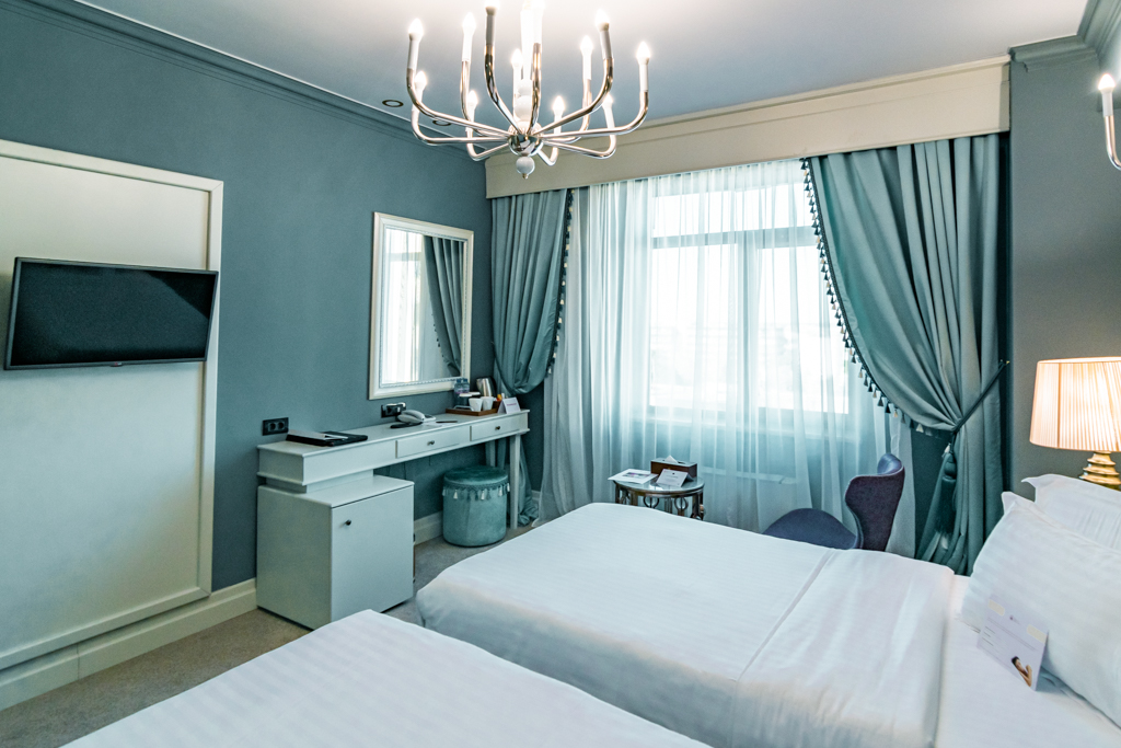 Premium room twin beds -Phoenicia Grand Hotel